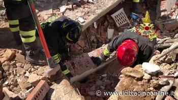 Greve in Chianti, crolla un'abitazione di due piani per una fuga di gas - Il Cittadino Online - Il Cittadino on line