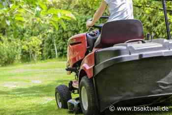 Scheidegg: Aufsitzrasenmäher kollidiert mit Traktor-Gespann - BSAktuell