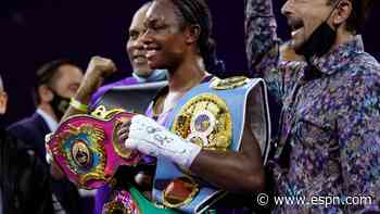 Claressa Shields is serious about her future in MMA