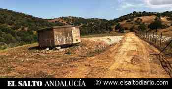 Derriban La Rigüela, exponente del patrimonio ferroviario de las Minas de Cala entre Sevilla y Huelva - El Salto