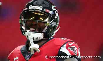 Report: No first-round pick ever was offered for Julio Jones