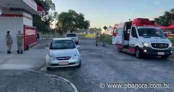 Atropelamento deixa motociclista morto em frente ao Corpo de Bombeiros, em Bayeux - PBAGORA - A Paraíba o tempo todo