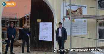 Ein historisches Juwel in Freystadt - Region Neumarkt - Nachrichten - Mittelbayerische