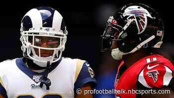 Jalen Ramsey doesn't understand why Rams didn't pursue Julio Jones