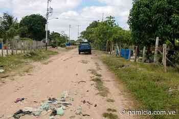 En Chaparral escasean los servicios básicos - Diario Primicia - primicia.com.ve