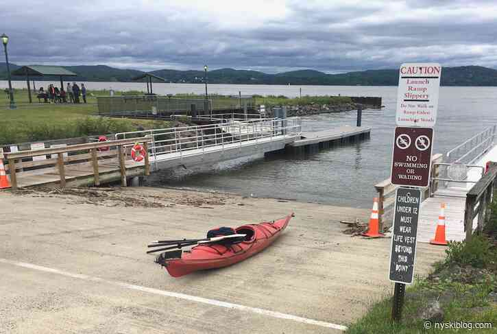 Haverstraw Bay to George's Island Park by Kayak