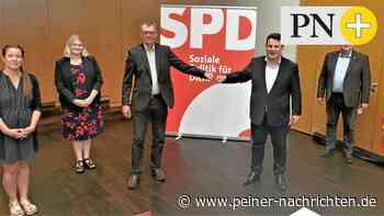 SPD-Unterbezirk Peine bestätigt Vorsitzenden Matthias Möhle - Peiner Nachrichten