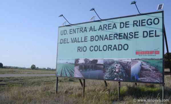 Productores del área de riego ahora denuncian al nuevo titular de Corfo