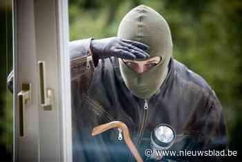 Inbrekers op ronde in Klein-Brabant