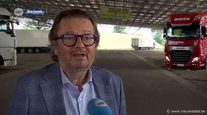 Bedrijf uit Bierbeek lanceert online parkeertool voor vrachtwagenchauffeurs dankzij investering van Marc Coucke