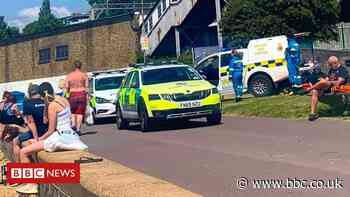 Southend: Woman found dead by police called to beach