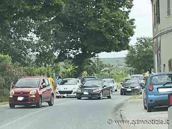 CASTELPLANIO / Tamponamento coinvolge 3 auto, un ferito al pronto soccorso - QDM Notizie