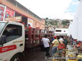 Distribuyen gas doméstico a familias de la parroquia San Agustín - Últimas Noticias