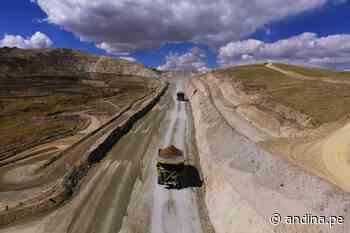 Moquegua, Ica y Áncash concentran el 50.2 % de las inversiones mineras - Agencia Andina