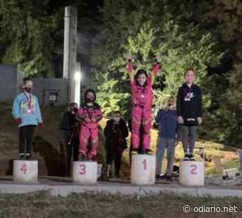Ivoti realizou mais uma prova Local Race de Bicicross - O Diário