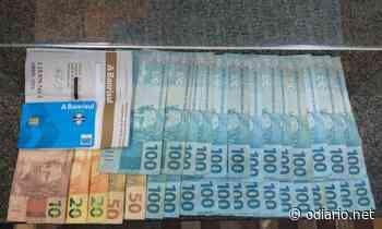BM de Ivoti realiza prisão e recupera dinheiro de vítima antes mesmo dela saber do furto - O Diário