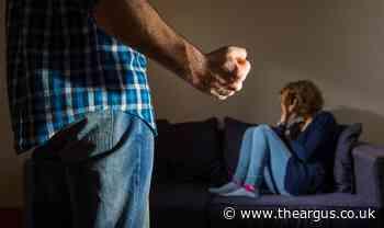 Crawley abuser Richelieu Seebalam jailed over domestic violence - The Argus