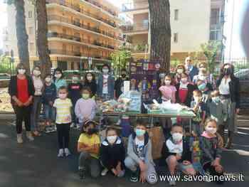 Dai Lions scorte di cancelleria per le scuole di Andora e Stellanello - SavonaNews.it