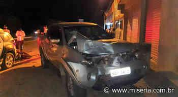 Motoqueiro morre em Mauriti ao ser abalroado e arrastado por caminhonete - Site Miséria