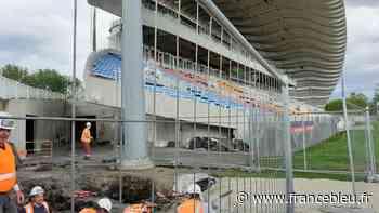 Ligue 1 - Clermont Foot : les travaux ont commencé au stade Gabriel-Montpied - France Bleu