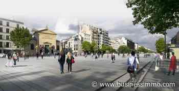 Neuilly-sur-Seine fait des « Folies » et lance un concours international d'architecture - Business Immo