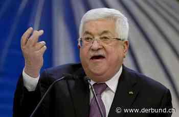 Kommentar zu Palästina und Mahmoud Abbas - Der Präsident verprellt das Volk - Der Bund