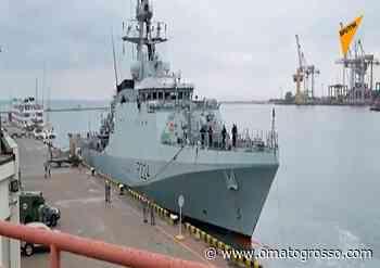 Reino Unido rejeita alegações russas sobre incidente com HMS Dragon — O Mato Grosso - O Mato Grosso