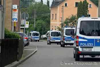 Razzia in Limbach-Oberfrohna ist Teil einer weltweiten Polizei-Aktion - Freie Presse