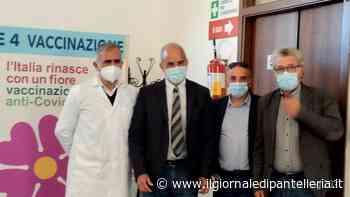 Pantelleria, l'ASP di Trapani organizza un'unità mobile per tutta l'isola, per la vaccinazione. Il commento della politica - Il Giornale Di Pantelleria