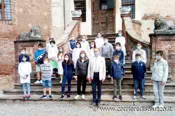 Monasterolo di Savigliano: Nuovo campo da bocce per la scuola - Il sindaco aveva accolto la richiesta degli alunni - Il Corriere di Saluzzo