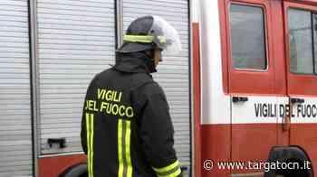 Savigliano: principio di incendio in un alloggio di via Mazzini - TargatoCn.it