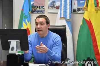 Florencio Varela: Andrés Watson respaldó la labor de entidades de bien público - Cuatro Medios