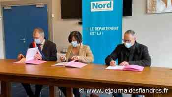 La Ville de Wormhout poursuit sa lutte contre l'isolement - Le Journal des Flandres