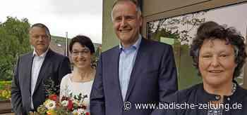 Breig bleibt weiter Chef im Rathaus - Ehrenkirchen - Badische Zeitung