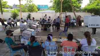 Boletas para la elección de Nuevo León aparecen en el Infonavit Buenavista de Veracruz - Diario El Mundo de Córdoba