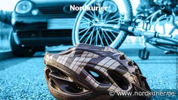 2,51 Promille! Betrunkener Radfahrer stürzt in Anklam - Nordkurier