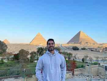 Médico que atua em Montenegro é liberado do Egito e volta ao Brasil - Fato Novo