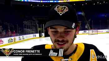 2021 QMJHL Final | Victoriaville Post-Game Interviews – CHL - Canadian Hockey League