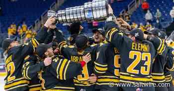 Victoriaville Tigres win QMJHL championship - SaltWire Network