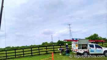 Air-e suspende servicio de energía a finca Santa Rita, ubicada en zona rural de Dibulla - La Guajira Hoy.com