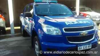 Detuvieron a un exhibicionista en barrio Santa Rita - El Diario de Carlos Paz