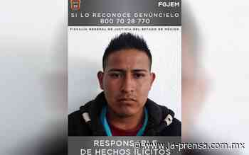 Golpeó, apuñaló y estranguló a su pareja sentimental en Zumpango, Estado de México - La Prensa