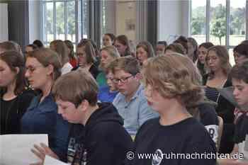 Musik vereint junge Menschen im und am Schloss Nordkirchen - Ruhr Nachrichten