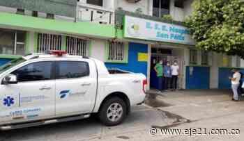 Colapsó el Hospital San Félix de La Dorada - Eje21