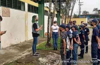En La Tebaida se realizó Jornada de atención a personas en condición de calle - El Quindiano S.A.S.