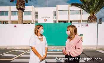 Arrecife adjudica la ampliación del ecocomedor del colegio Capellanía - Lancelot Digital