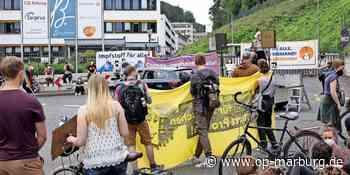Demo in Marburg - Freigabe von Impfstoff-Rezepten gefordert - Oberhessische Presse