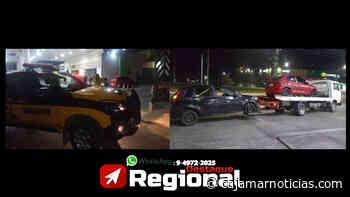 Trânsito e GCM de Cajamar barram evento em posto de combustível - Cajamar Notícias