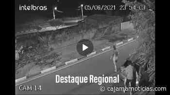 Câmera flagra sexo no meio da rua em Cajamar - Cajamar Notícias