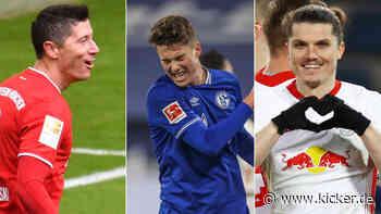 """Bayern nur Dritter: Die """"xGoals""""-Tabelle der Bundesliga"""